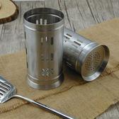 618好康鉅惠 不銹鋼廚房瀝水筷筒筷籠收納筷子架