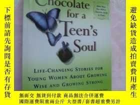 二手書博民逛書店Chocolate罕見for a teen s soul Y85