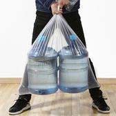 家用棉被收納袋(10入) 大號  防潮 防塵 透明 塑料 大整理袋 冬衣收納 換季 【T37】♚MY COLOR♚
