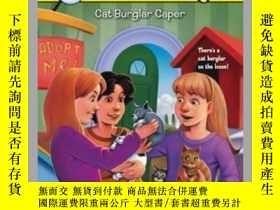 二手書博民逛書店Cat罕見Burglar CaperY362136 Carolyn Keene Car... Aladdin