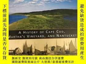 二手書博民逛書店The罕見Enduring Shore: A History o