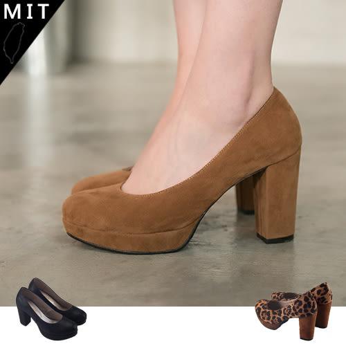 女款 歐美簡約甜美個性時尚 粗跟 高跟鞋 59鞋廊