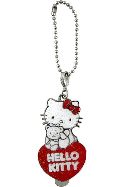 【卡漫城】精品 Hello Kitty 書籤 ㊣版 台灣限定發行 製造 Bookmark 亦可當吊飾 鑰匙圈 三麗鷗 凱蒂貓