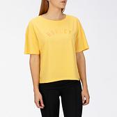 HURLEY 女 W HRLY HURLEY 女 FLOUNCY TEE TOPAZ GOLD T恤