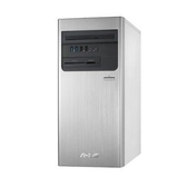 華碩 H-S640MB-I79700006T 9代i7六核雙碟獨顯電腦【Intel Core i7-8700 / 8GB記憶體 / 256G SSD / Windows 10】