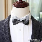 原創印花石紋漸變結婚新郎伴郎領結煲呔禮物 時尚教主