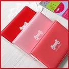 (特價出清) 韓國蝴蝶結12卡卡包卡套 (3入顏色隨機)【AE16143-3】99愛買小舖