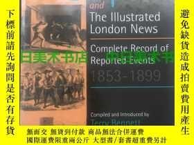 二手書博民逛書店JAPAN罕見AND THE ILLUSTRATED LONDON NEWS《《倫敦新聞畫報》中的日本形象1853
