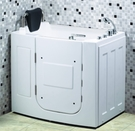 【麗室衛浴】 孝親缸 / 步入式浴缸 適合家中長輩及行動不便人士 LS-T108 1100*680*H920mm