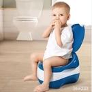 寶寶坐便器嬰幼兒馬桶圈訓練小孩尿盆坐墊便盆大號男女通用  LN5190【甜心小妮童裝】