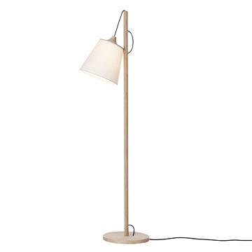 丹麥 Muuto Pull Floor Lamp 垂掛 木質立燈
