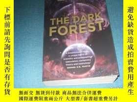 二手書博民逛書店THE罕見DARK FORESTY332659 Cixin Li