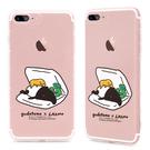 88柑仔店~出清 iPhone X XS 蘋果5.8吋GARMMA 蛋黃哥&馬來貘聯名 多款主機 空壓氣墊防摔保護軟殼