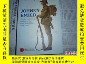 二手書博民逛書店Johnny罕見Enzed: The New Zealand S