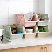 廚房用品蔬菜收納筐塑料瀝水碗架盤子架子調料收納架置物架