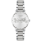 COACH 經典小馬車時尚腕錶28mm(14503795)