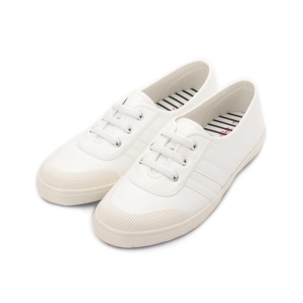 三孔雙線休閒鞋
