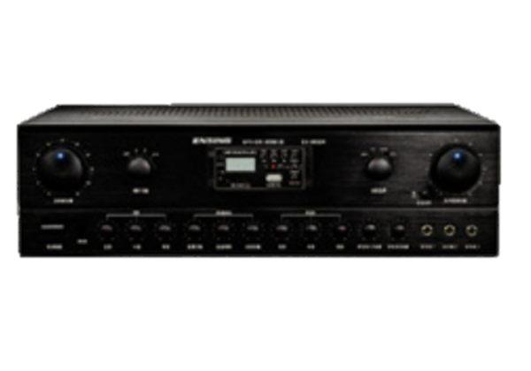 《名展影音》台灣製造~ 燕聲 ES-560SDR MP3 隨唱隨錄 迴音擴大機