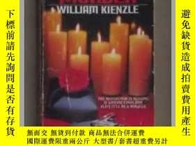 二手書博民逛書店英文原版罕見Mind Over Murder by Willia