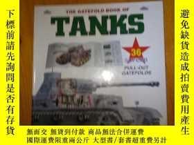 二手書博民逛書店THE罕見GATEFOLD BOOK OF TANKS21144