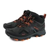 MERRELL MQM FLEX 2 MID GTX 運動鞋 健行鞋 黑色 男鞋 ML034225 no079