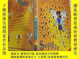 二手書博民逛書店rainbow罕見magic sophie the sapphire fairy 彩虹魔法藍寶石仙女蘇菲Y20