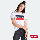 Levis 女款 短袖T恤 / 復古Sp...