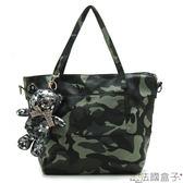 托特包-法國盒子.韓系熱銷款淘氣Bear二用包(共二色)98