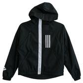 Adidas 愛迪達 W WND JKT FL  連帽外套 DZ0034 女 健身 透氣 運動 休閒 新款 流行