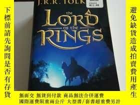 二手書博民逛書店the罕見lord of the rings(英文)Y21282