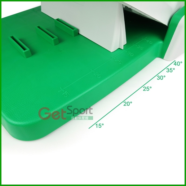 6段式拉筋板(6種角度/易筋板/足筋板/平衡板/台灣製造/聖誕節禮物)