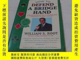 二手書博民逛書店HOW罕見TO DEFEND A BRIDGE HANDY170