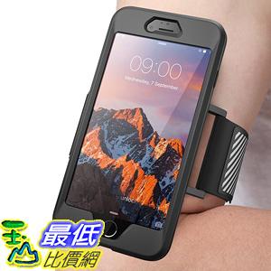 [106美國直購] 手機保護殼 iPhone 7 Plus iPhone 8 Plus Armband SUPCASE Easy Fitting Sport Running Armband Case