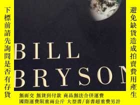 二手書博民逛書店BILL罕見BRYSON A Short History of