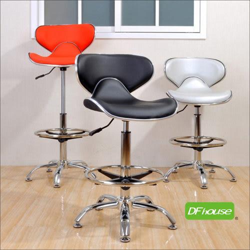 《DFhouse》摩登時尚升降吧台椅(3色)- 洽談椅 辦公椅 吧台椅 櫃檯椅 電腦椅 戶外椅 咖啡廳 PUB.