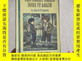 二手書博民逛書店1975年,英文原版,the罕見great brain does