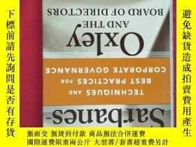 二手書博民逛書店sarbanes-oxley罕見and the board of