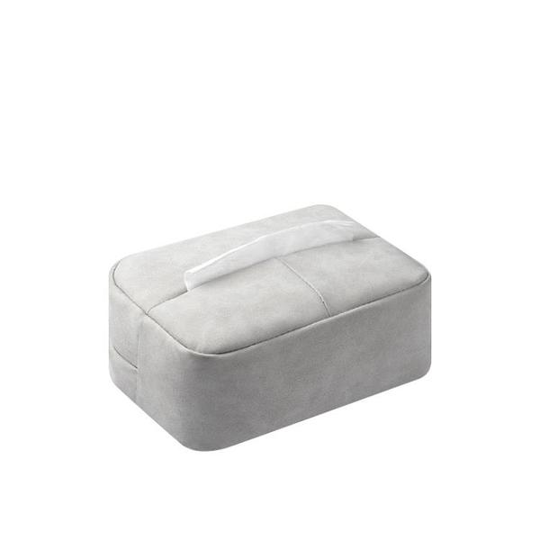 車載紙巾盒車內餐巾抽紙盒汽車扶手箱綁帶車用抽紙包創意椅背掛式