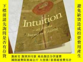 二手書博民逛書店Anna罕見Bornstein Intuition(語種見圖)Y