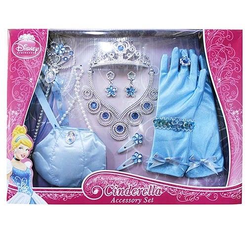 《 Disney 迪士尼 》仙杜瑞拉豪華裝扮組╭★ JOYBUS玩具百貨