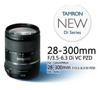 晶豪泰 28-300mm F/ 3.5-6.3 Di VC PZD 公司貨 a010