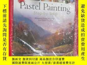 二手書博民逛書店Pastel罕見Painting Step-By-Step 【詳