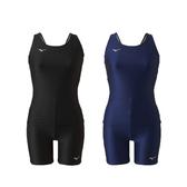 MIZUNO 女兩件式泳裝(免運 泳衣 游泳 兩件式 美津濃≡排汗專家≡