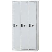 【時尚屋】多用途全鋼製置物衣櫃(DF-E5003T)綠色