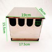 加厚無磁不銹鋼四格刀箱刀架帶鎖刀箱刀盒多格刀箱刀具收納盒 享家生活館