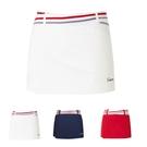 高爾夫 高爾夫裙子女士裙褲白色寶藍色紅彈力速干免燙高爾夫女裝裙