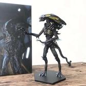 趣評測/異形加勒比海盜手辦傑克船長異形Alien周邊模型玩具擺件 潮流前線