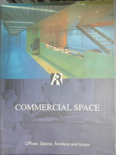 【書寶二手書T9/設計_WDW】Offices: Spaces, Furniture and Lamps (AR Series)