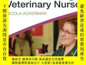 二手書博民逛書店The罕見Consulting Veterinary Nurse