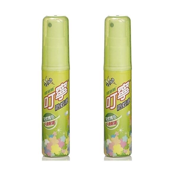 叮寧 防蚊液25ml(隨身瓶)【小三美日】